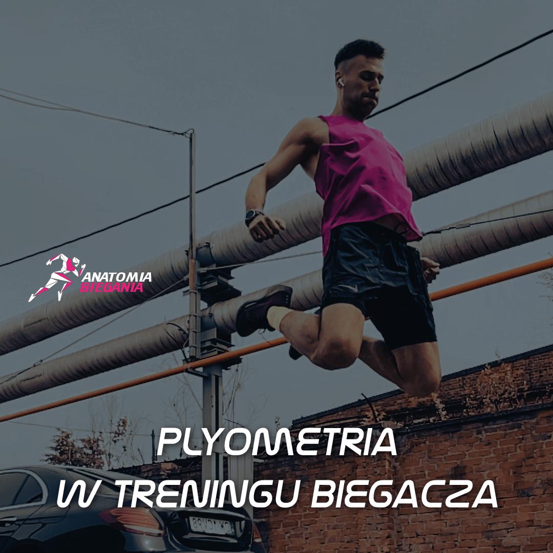 Plyometria w bieganiu
